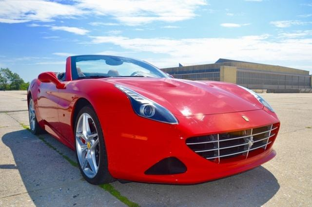 salvage ferrari california t cars for sale and auction. Black Bedroom Furniture Sets. Home Design Ideas